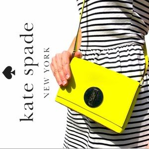Kate Spade- Newbury Lane Sally Crossbody